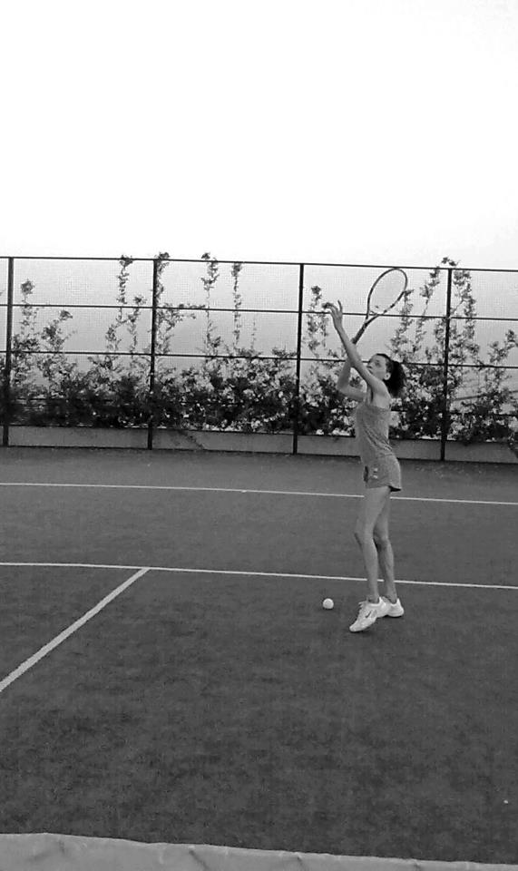 Mia Doll La Trans Que Revoluciono El Tenis Femenino Punto Convergente