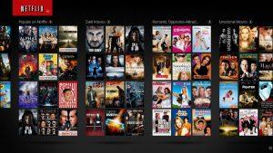 Netflix tiene 34 millones de suscriptores fuera de Estados Unidos.