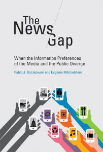 The News Gap, book cover