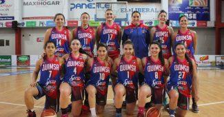 Quimsa, uno de los cinco equipos profesionales