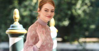 Emma Stone contó que tuvo ataques de ansiedad