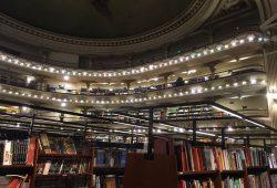 El Ateneo Grand Splendid, una de las más importantes librerías del país.