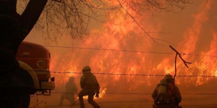 Incendios en Córdoba: cómo trabajan bomberos, vecinos y autoridades para combatir el fuego